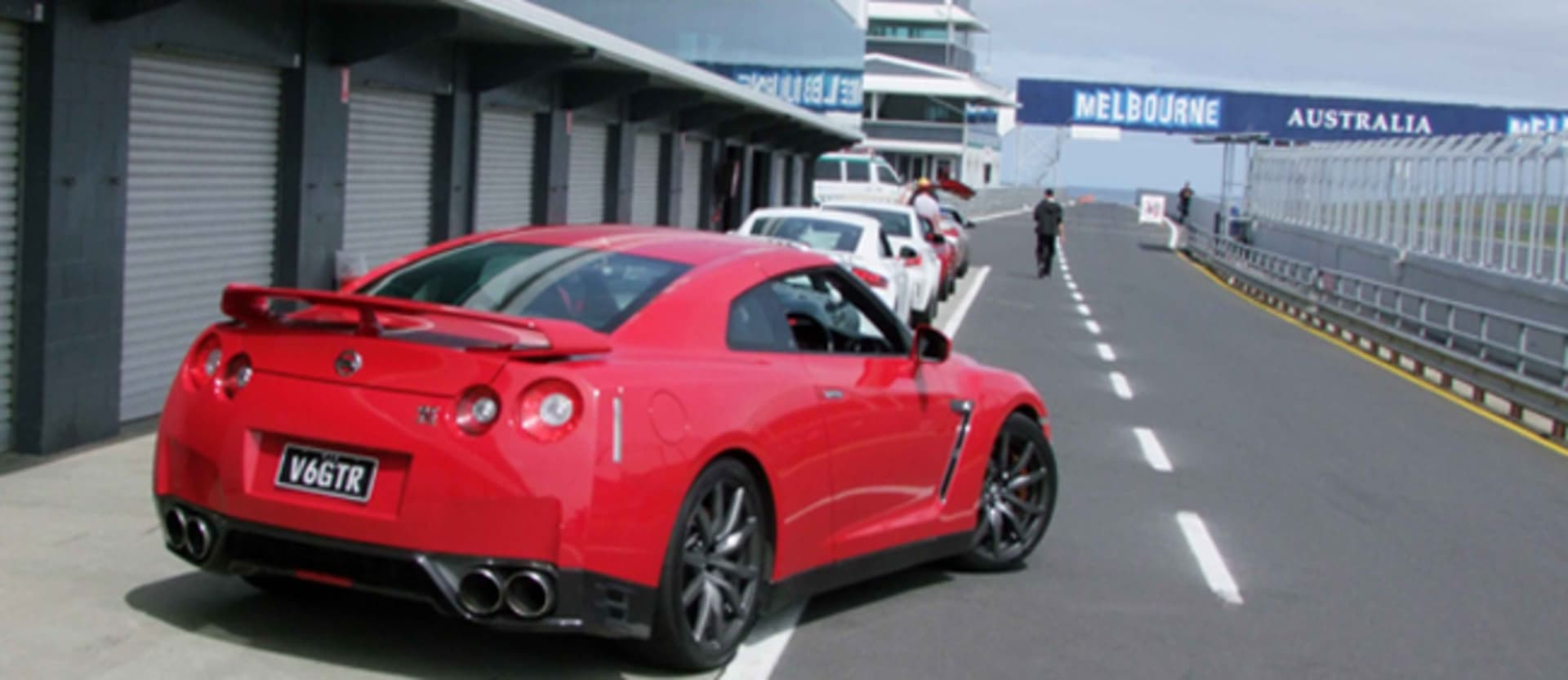 Motor's Performance Car Cup 2011 live blog - day 2: morning