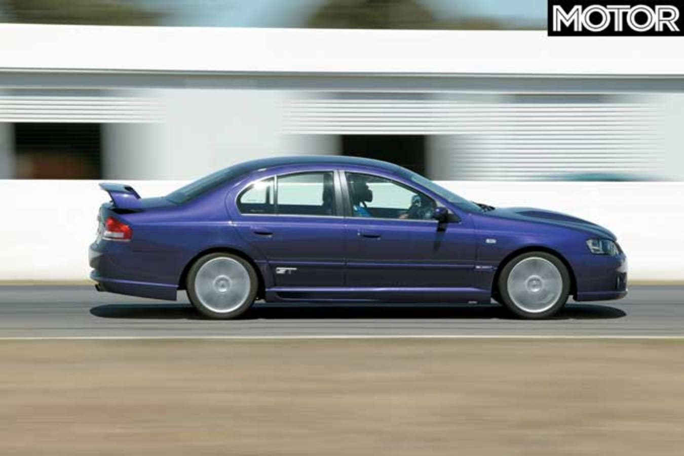 Performance Car Of The Year 2004 Introduction FPV Falcon GT Jpg