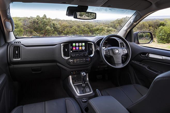 Holden Trailblazer SUV