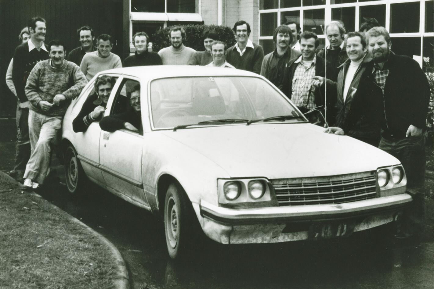 VB Commodore Car Of The Year Team Jpg