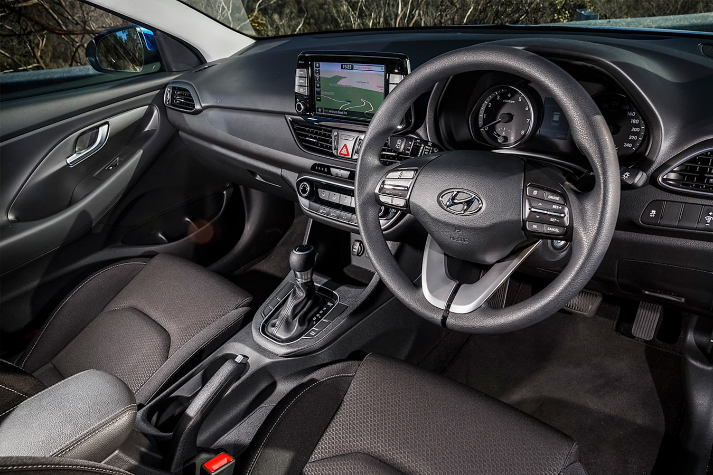 Hatchback Three Way Hyundai I 30 Interior Jpg