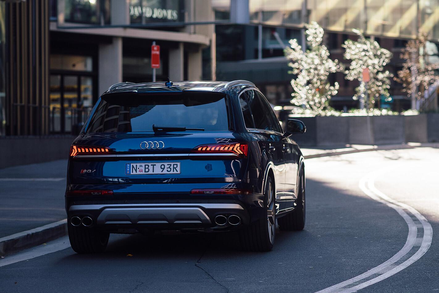 2020 Audi SQ 7 Rear Jpg