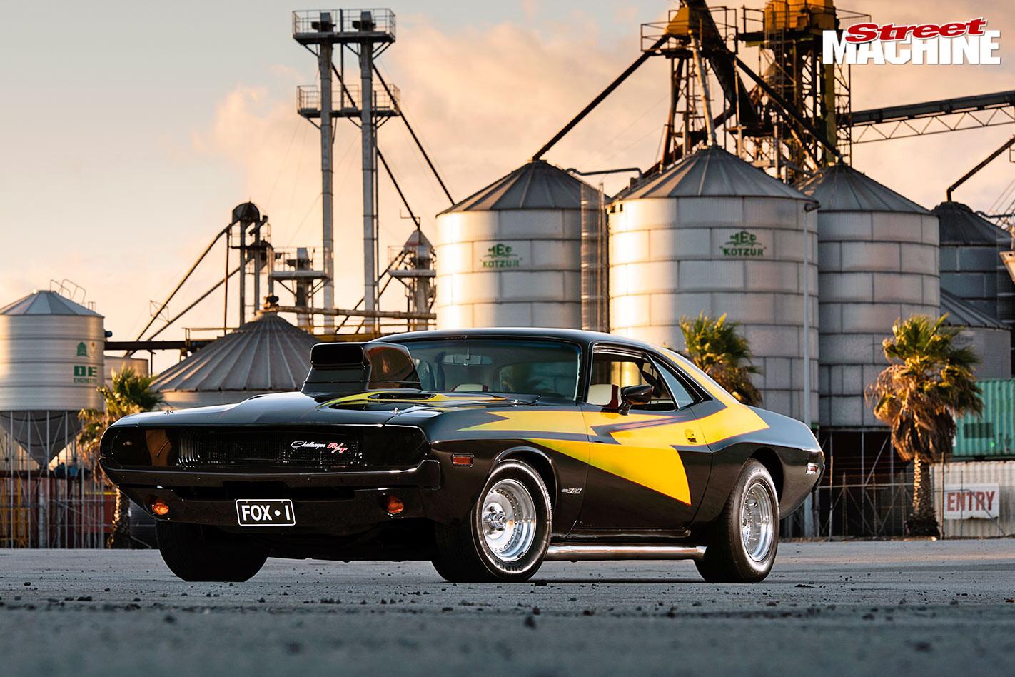 Fox1 Dodge Challenger