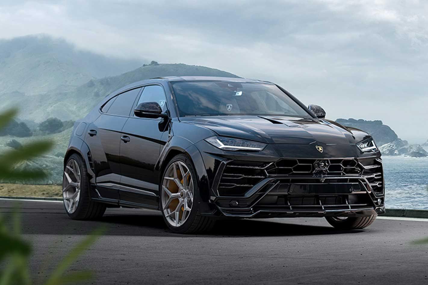 Novitec reveals Lamborghini Urus upgrades Frankfurt 2019