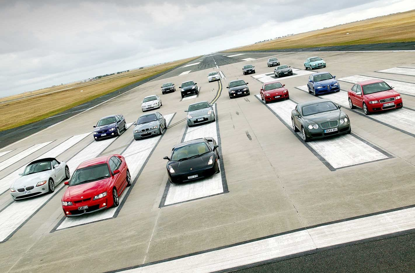 Performance Car of the Year 2004 Elimination Round