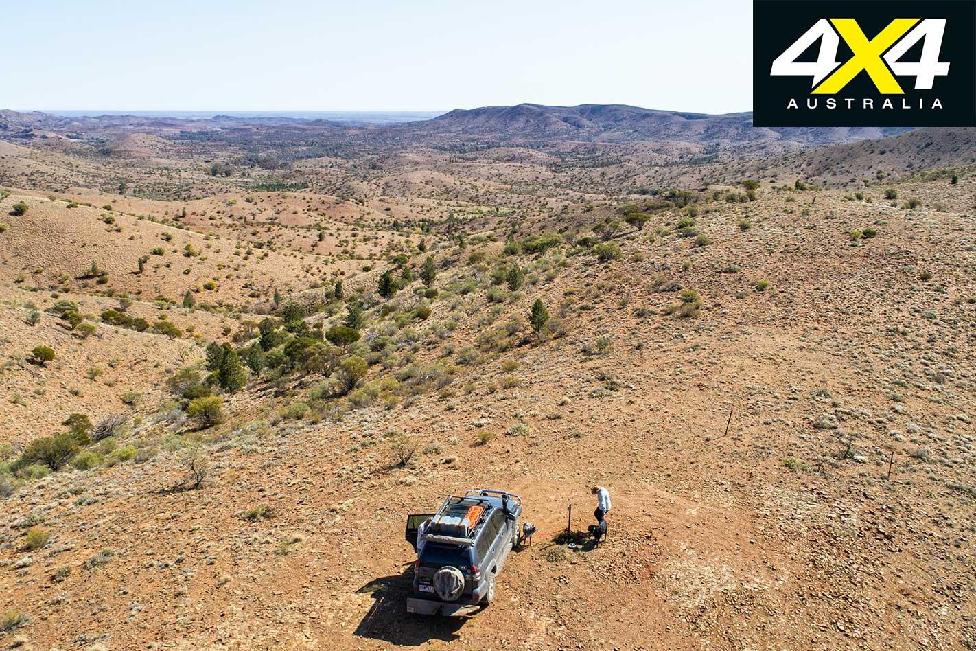 4 X 4 Trip Through The Copper Track Views Jpg