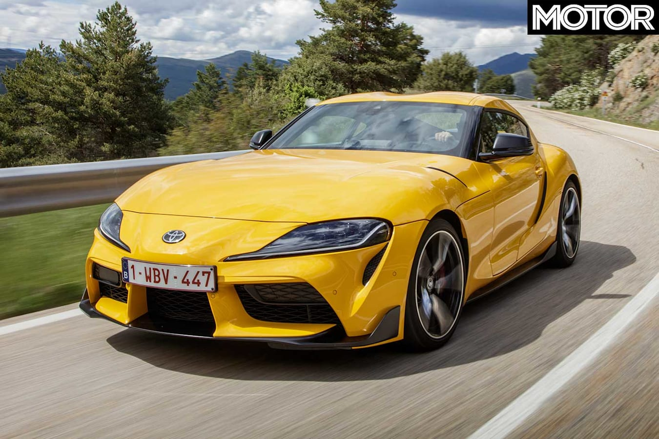 Did Toyota Get The 2020 A 90 Supra Right Front Jpg
