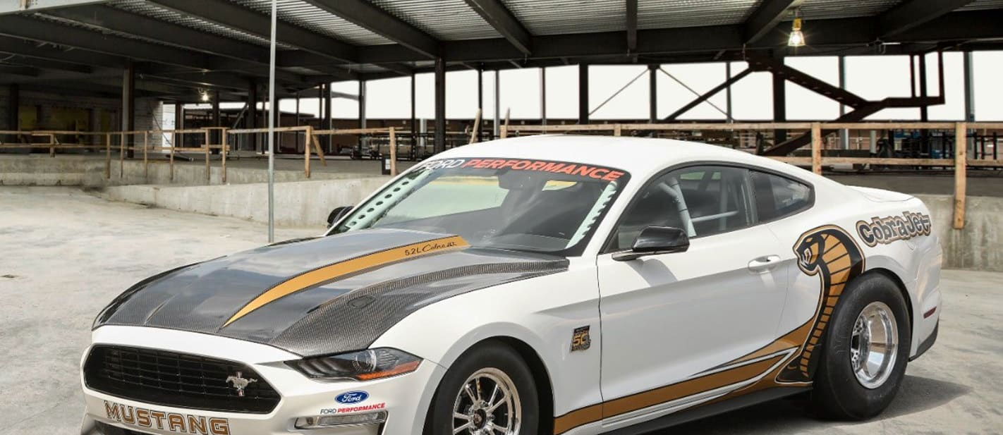 Ford Mustang 50th Anniversary Cobra Jet for sale