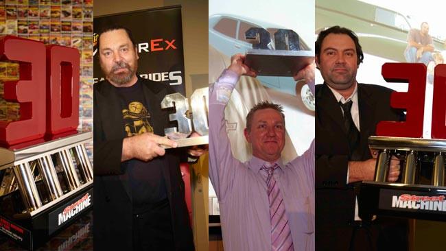 Street Machine 'Respect Awards