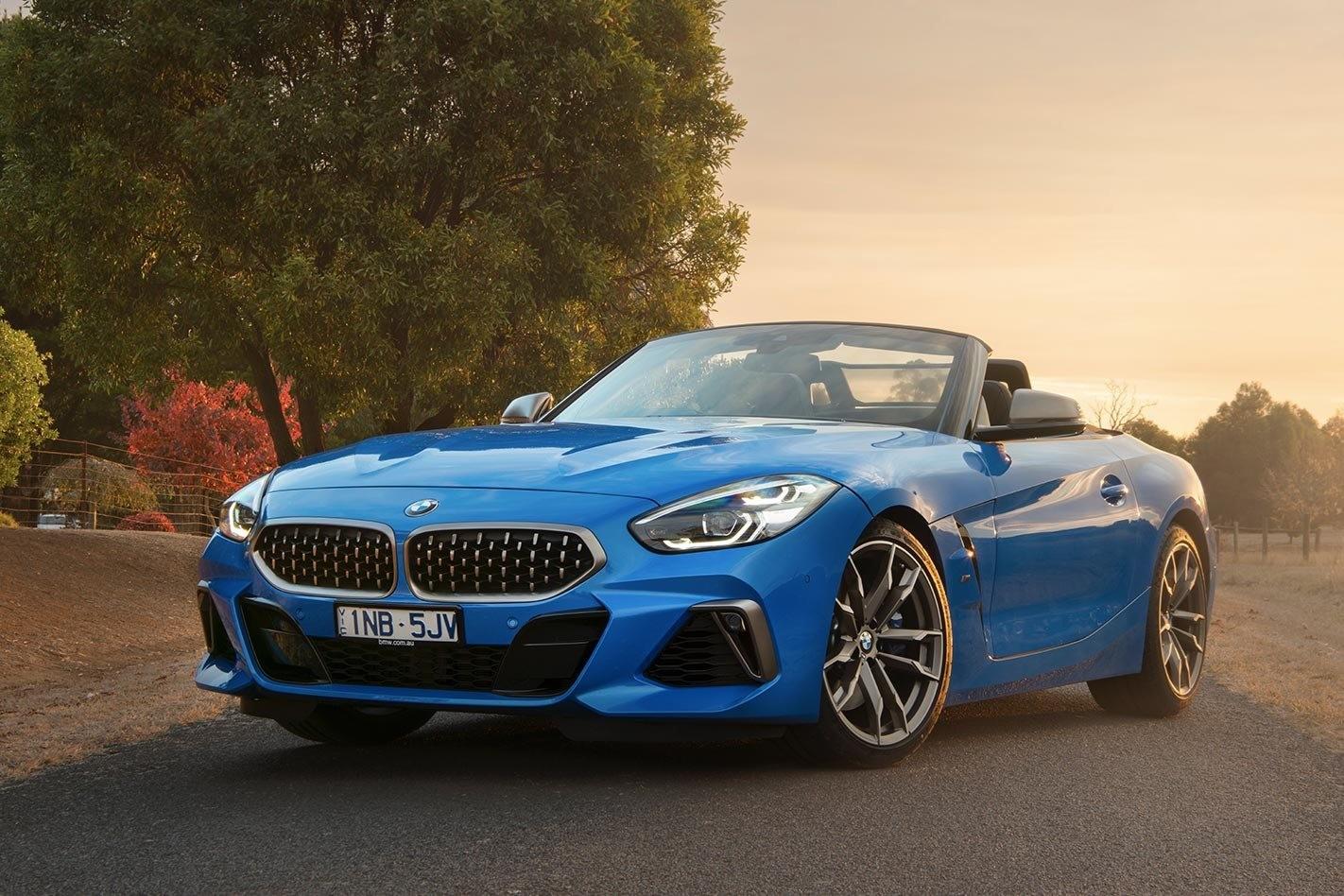 BMW Z 4 M 40 I Power Increase Jpg