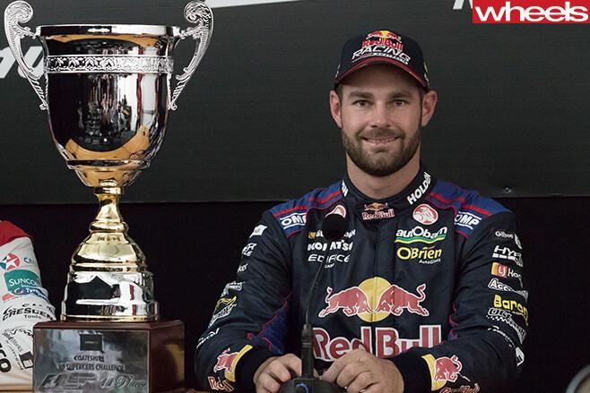 Winner -v 8-supercars -trophy