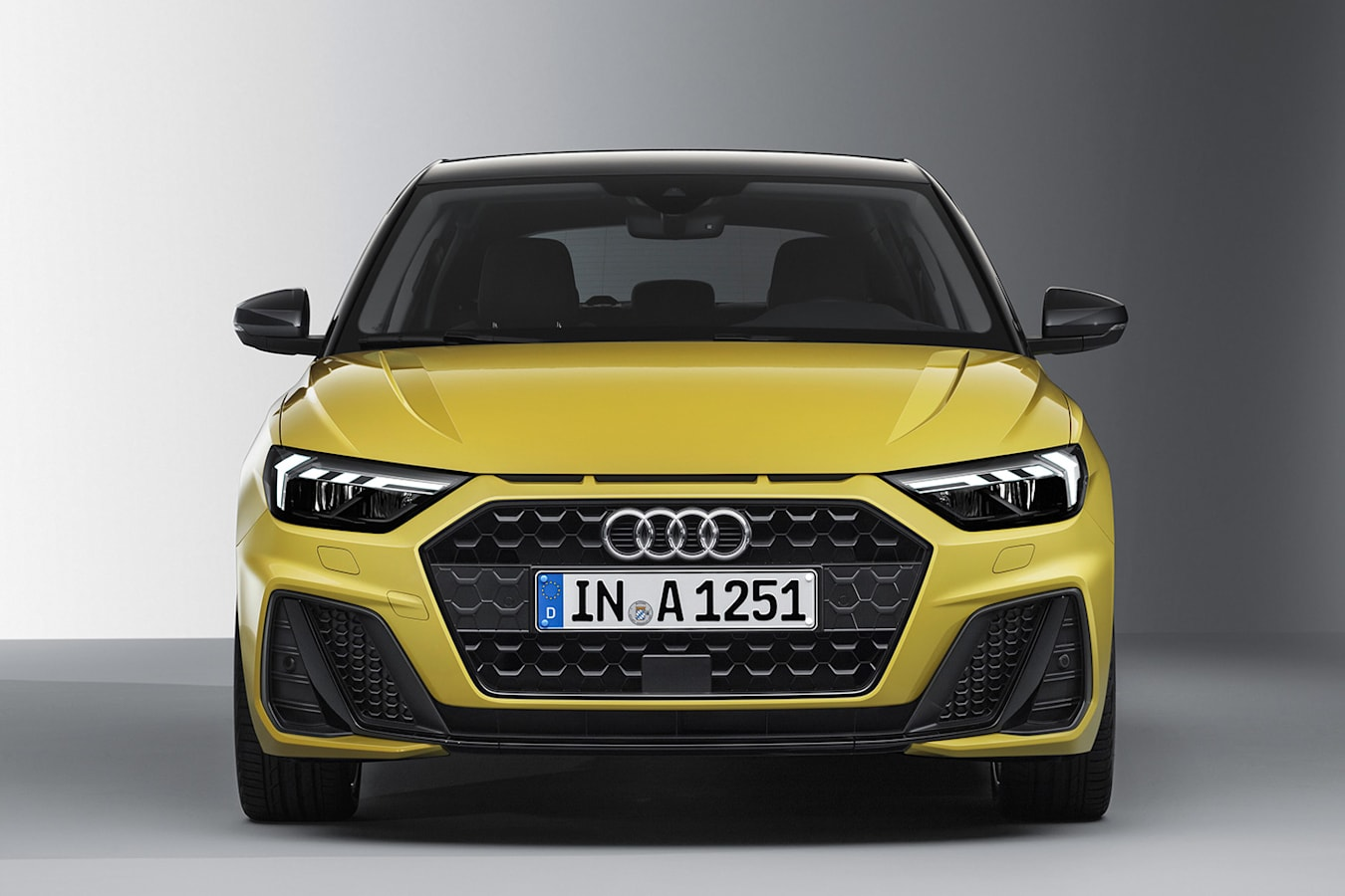 Audi A 1 Front Jpg