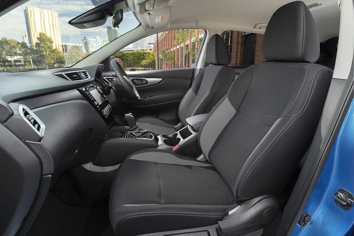 2019 Nissan Qashqai Stplus Interior Frontseats Jpg