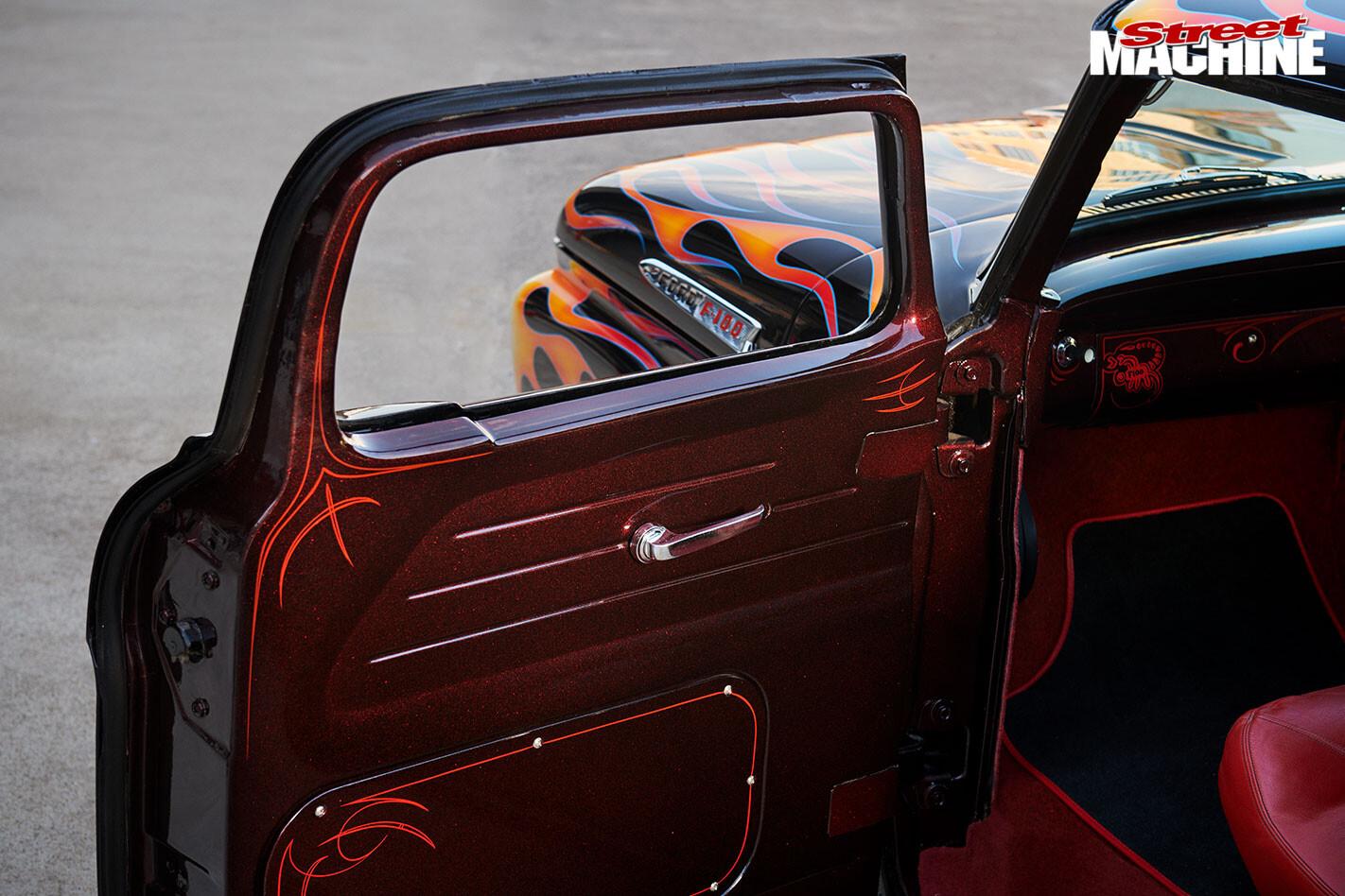 Ford F100 doortrim