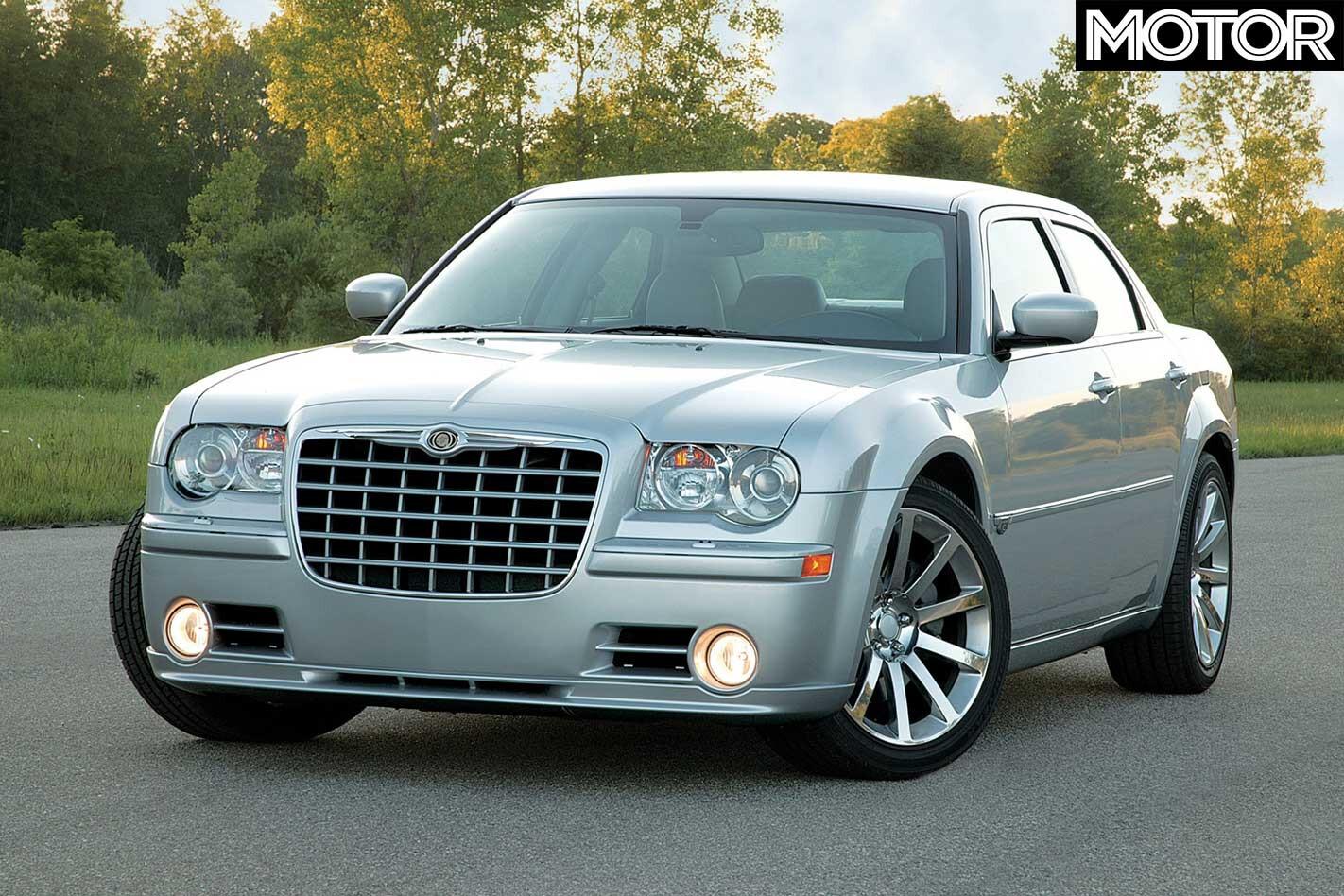 2005 Chrysler 300 C SRT 8 Jpg