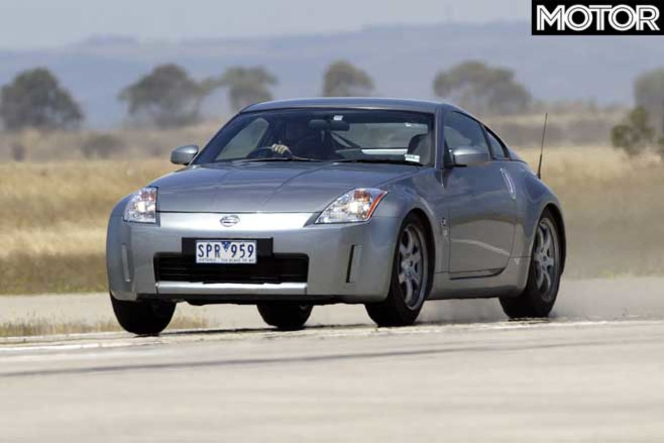 Performance Car Of The Year 2004 Introduction Nissan 350 Z Track Jpg