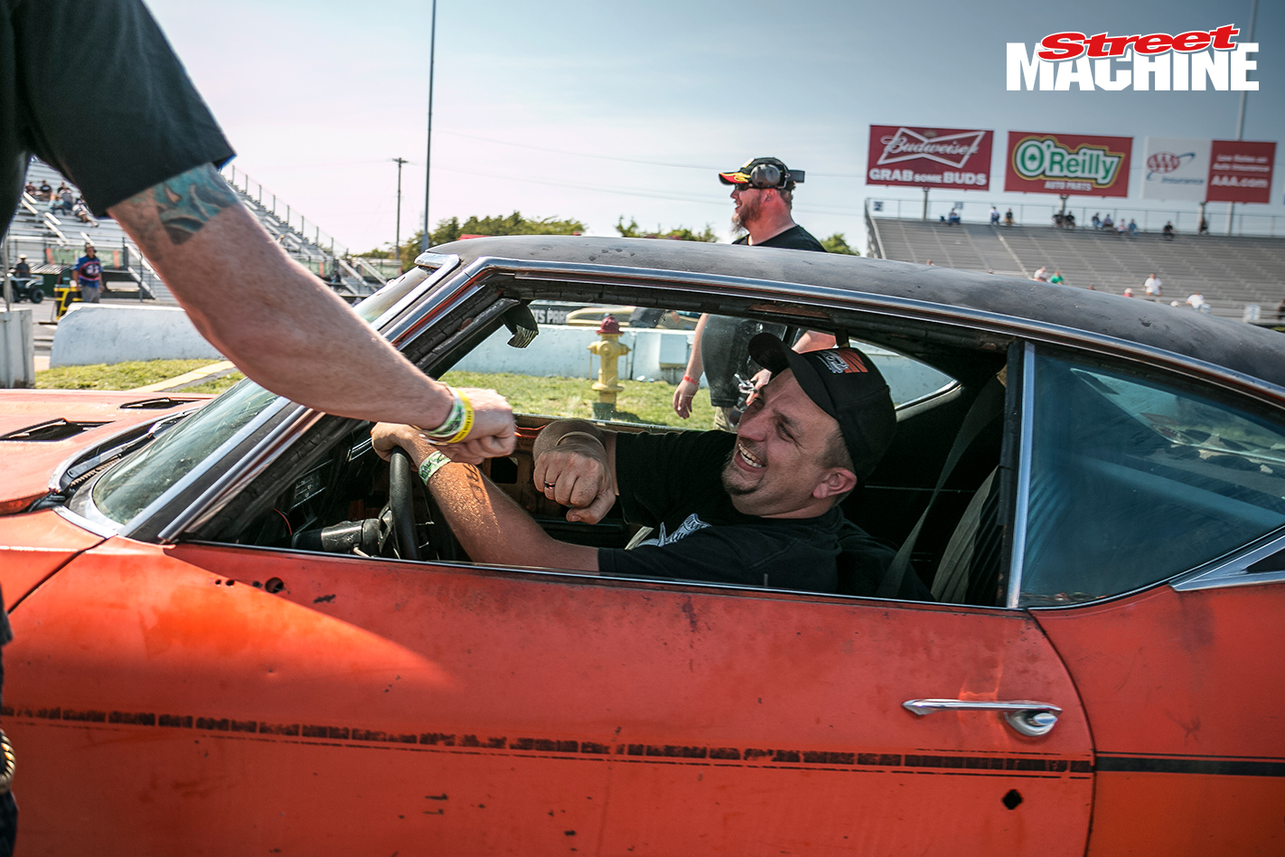Chevelle Drag Week 7 Nw