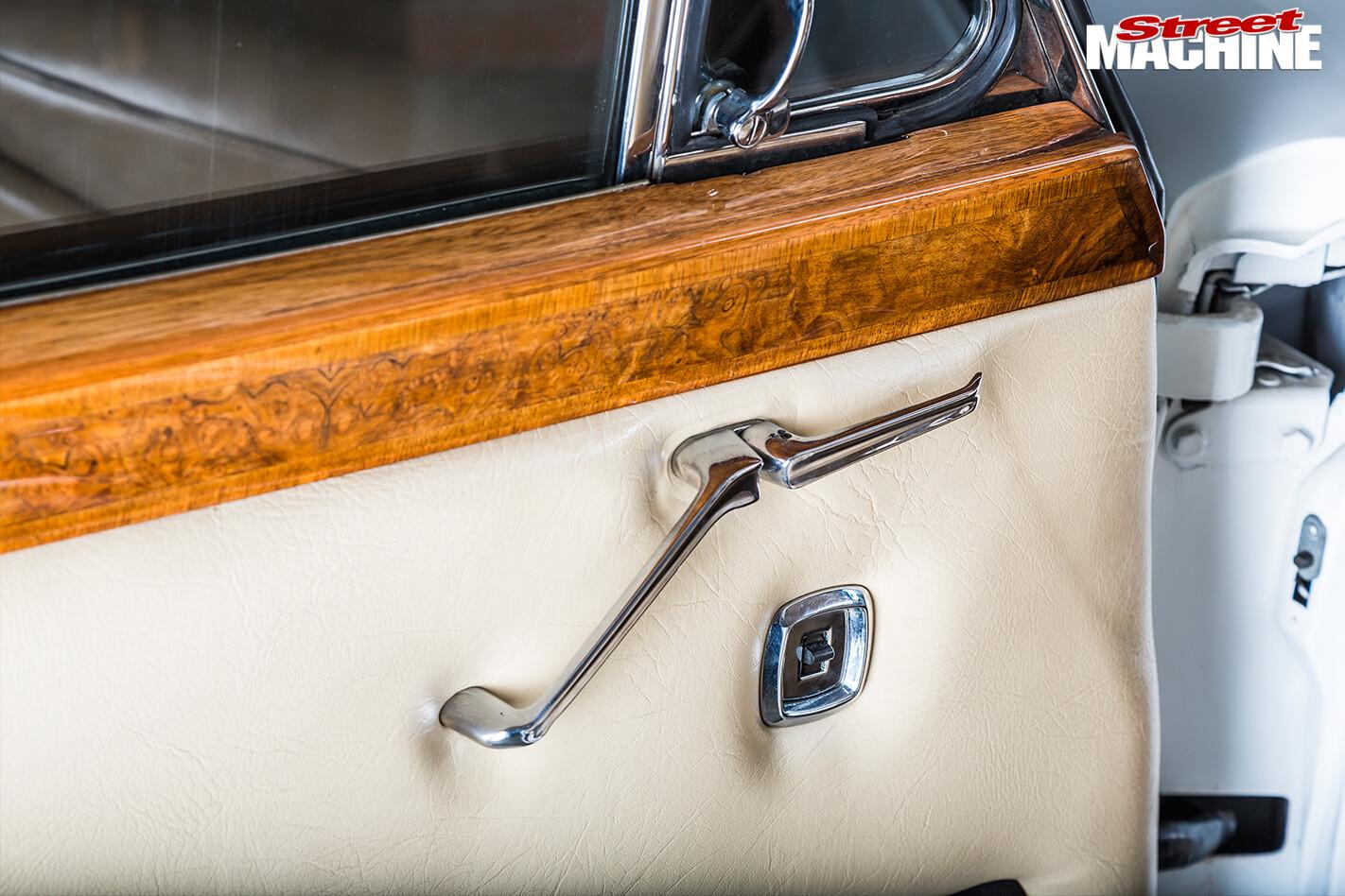 Rolls -royce -silver -shadow -door -trim