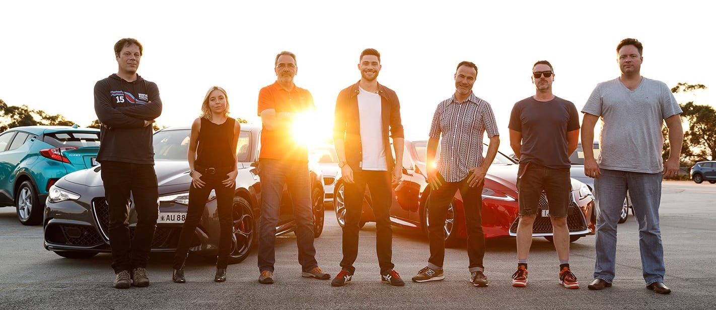 2018 Wheels Car of the Year The judging panel