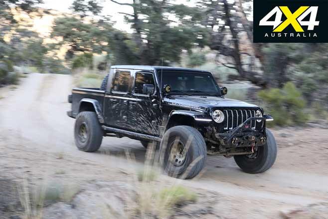 Custom Jeep Gladiator Front Jpg