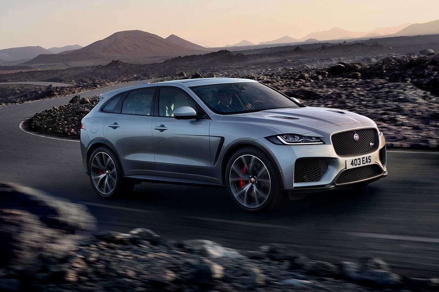 2018 Jaguar F Pace SVR Australian pricing