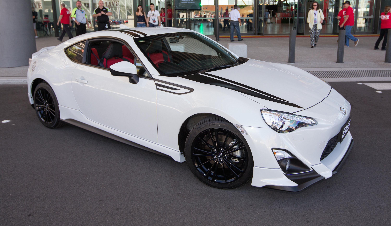Toyota 86 TRD coming to Australia