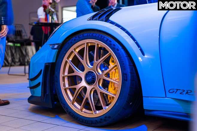 Porsche 911 GT 2 RS MR Wheel Jpg