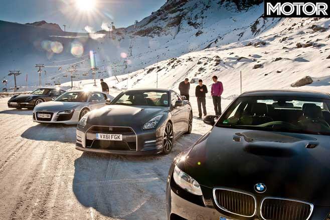 2012 Porsche 911 Vs Audi R 8 Vs BMW M 3 Vs Nissan GT R Comparison Test Jpg