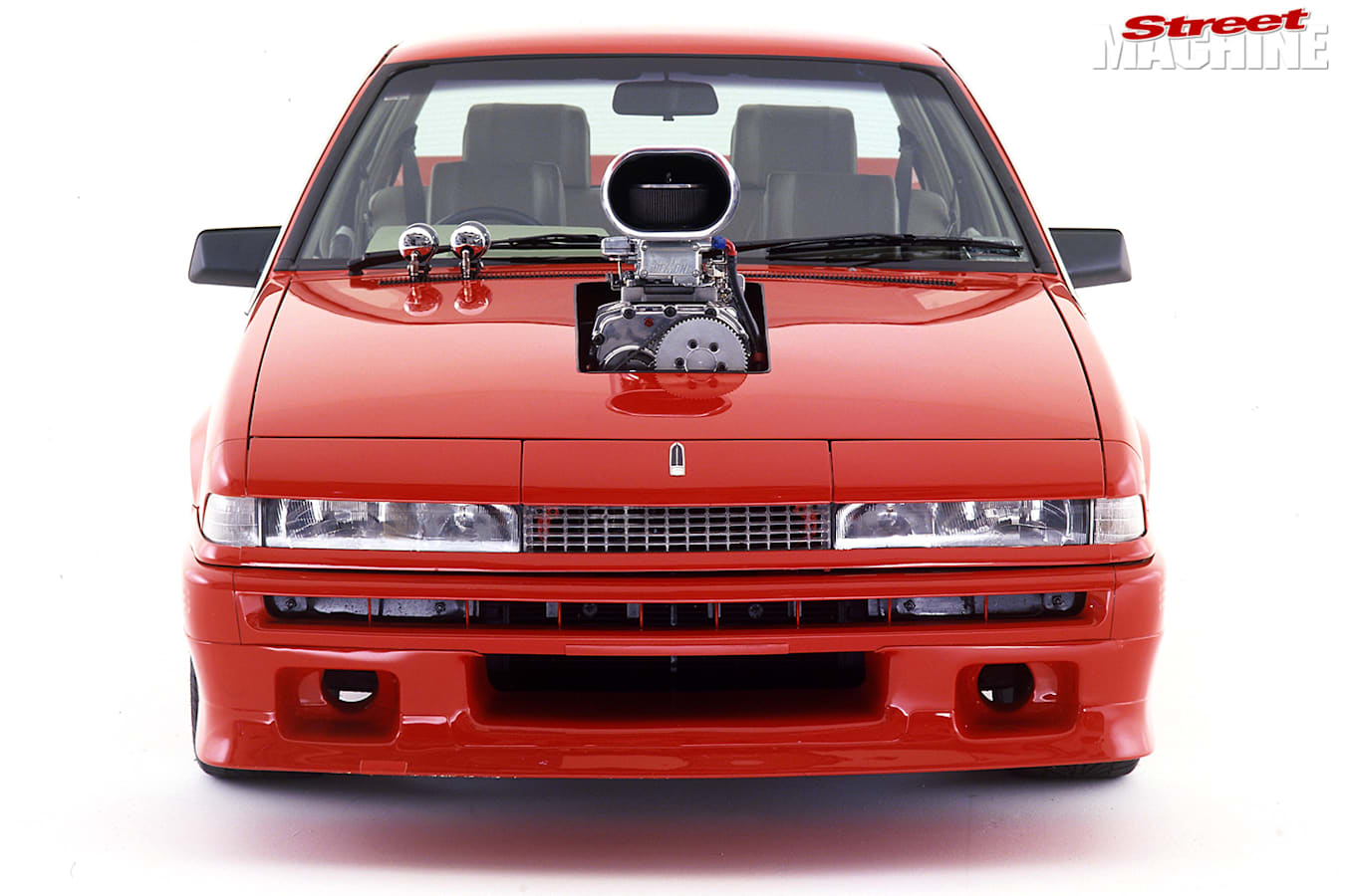 Holden VL Calais front