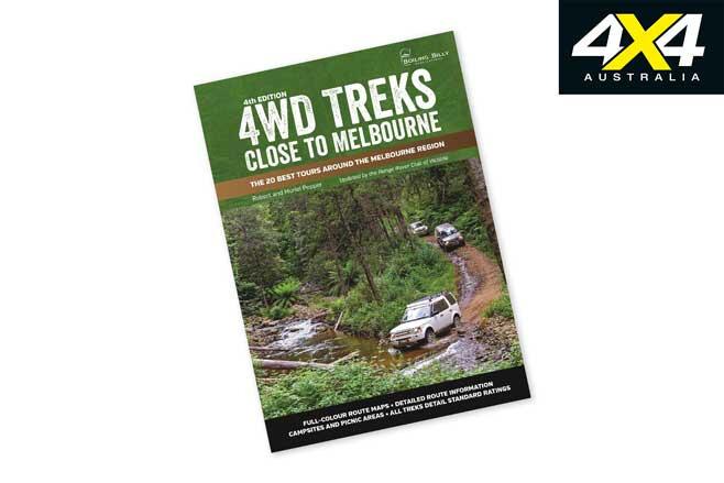 4 WD Treks Close To Melbourne Fourth Edition Gear Jpg