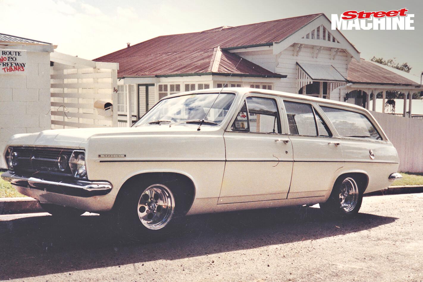 HR Holden Premier Wagon