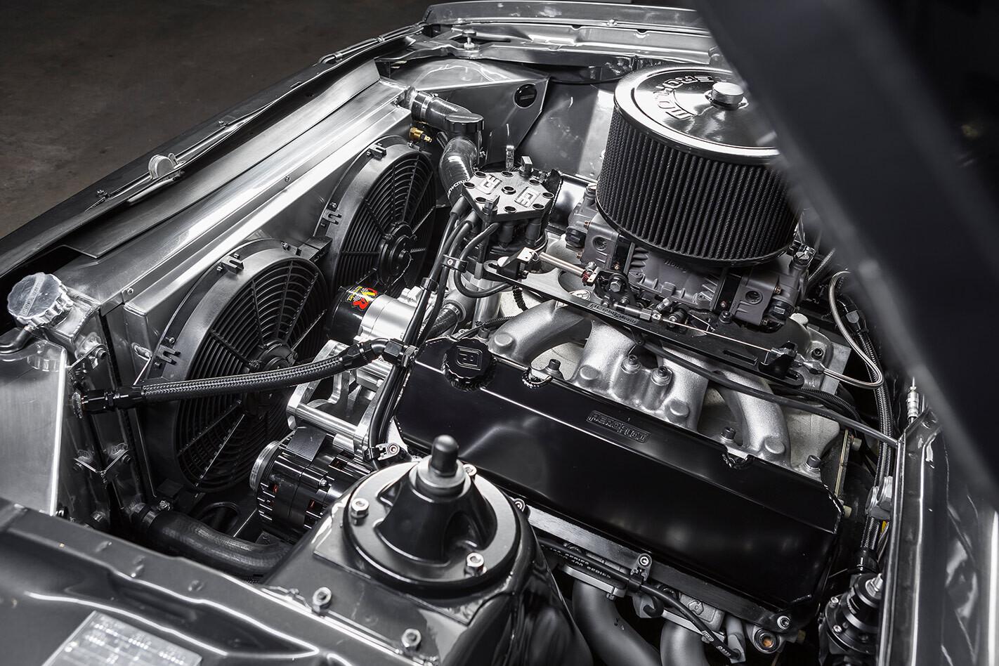 Ford XD Falcon engine