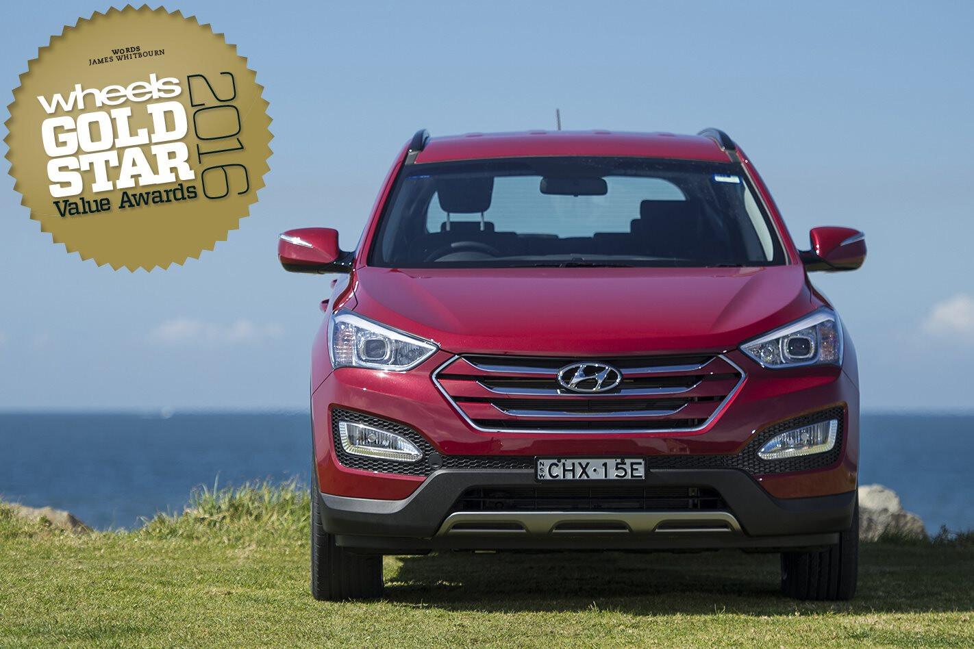 2016 Hyundai Santa Fe Active