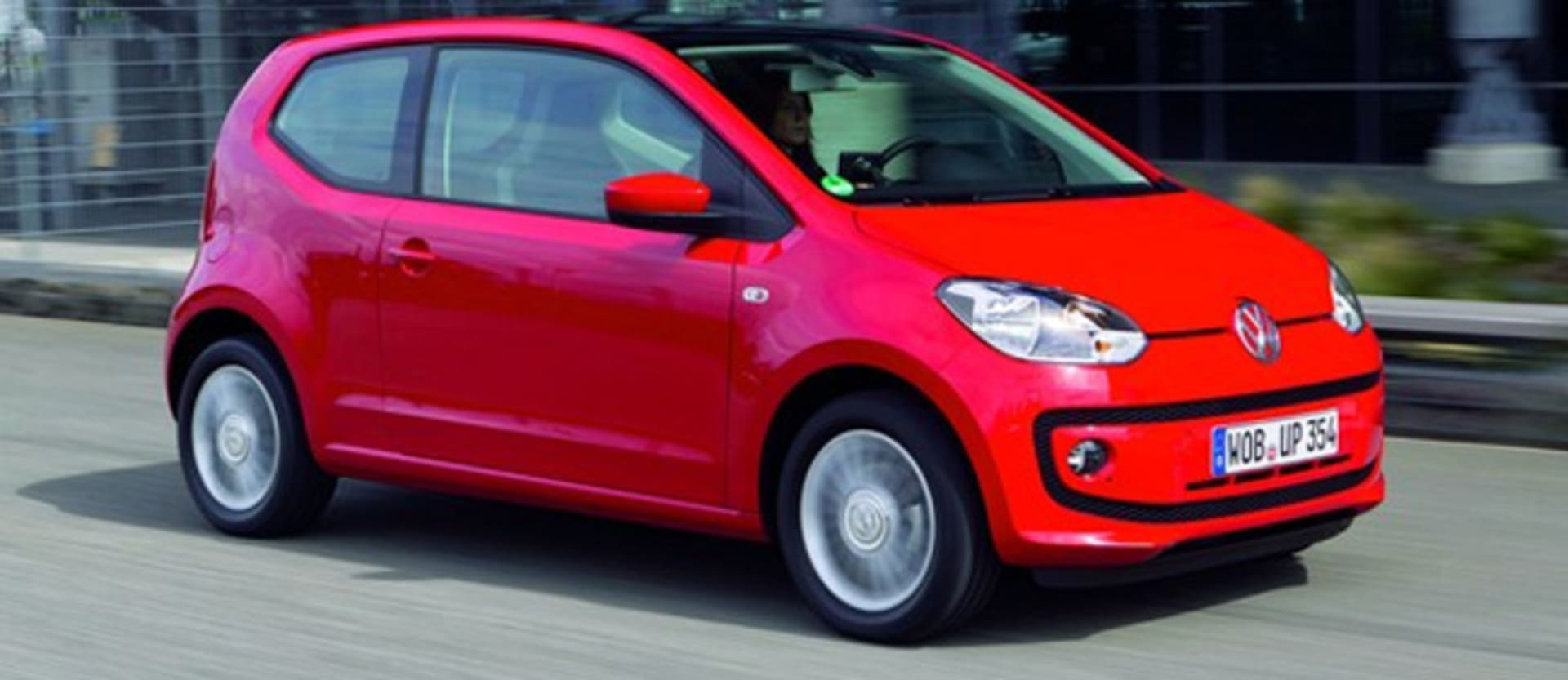 VW Up! wins World Car of the Year 2012