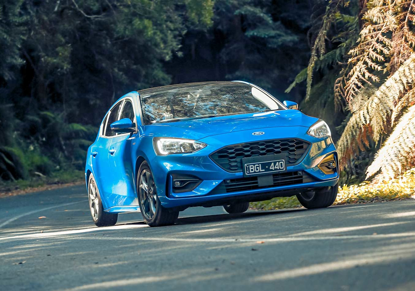2021 Ford Focus ST-Line review