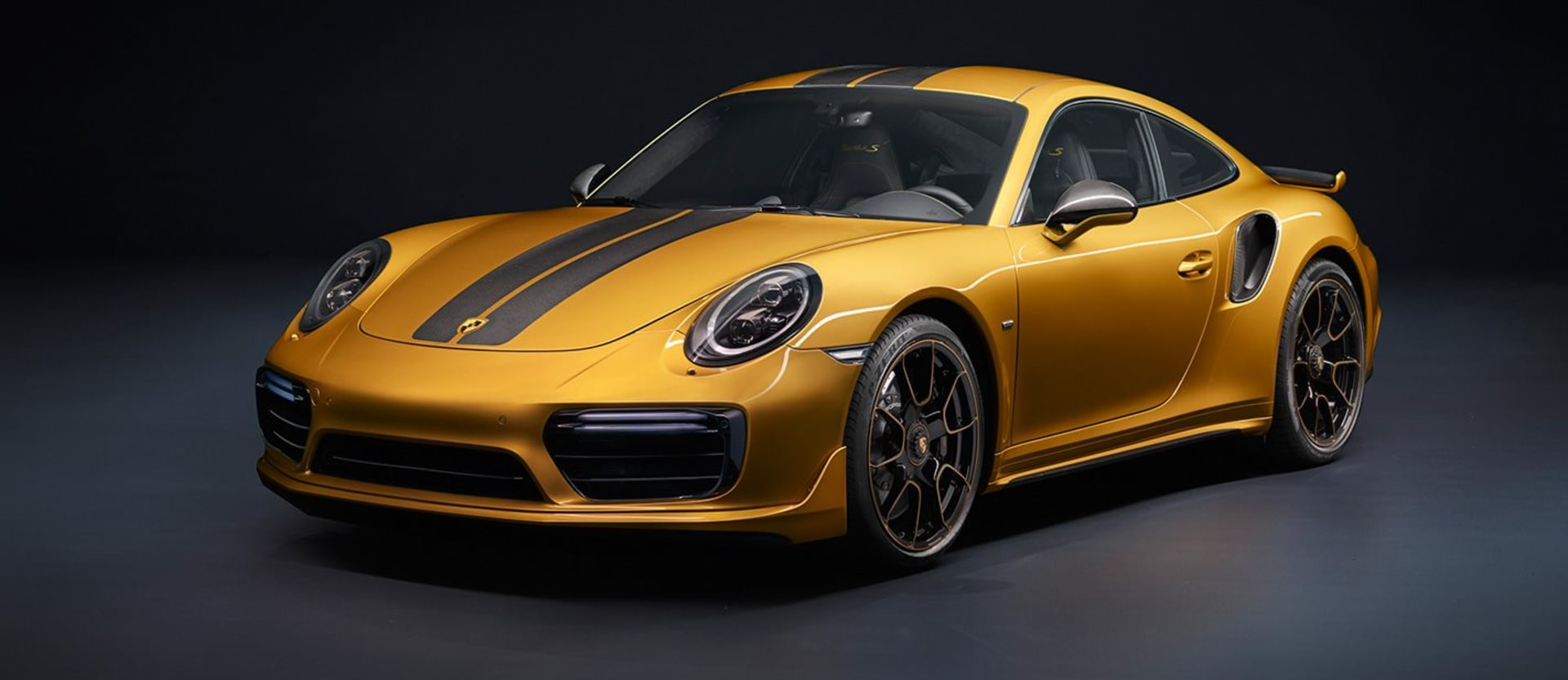 Porsche 911 Turbo S Exclusive Series arrives with ultra-exclusive $590k price tag