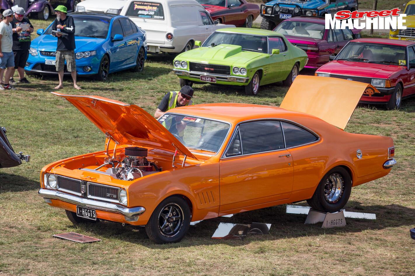Holden HG GTS Monaro