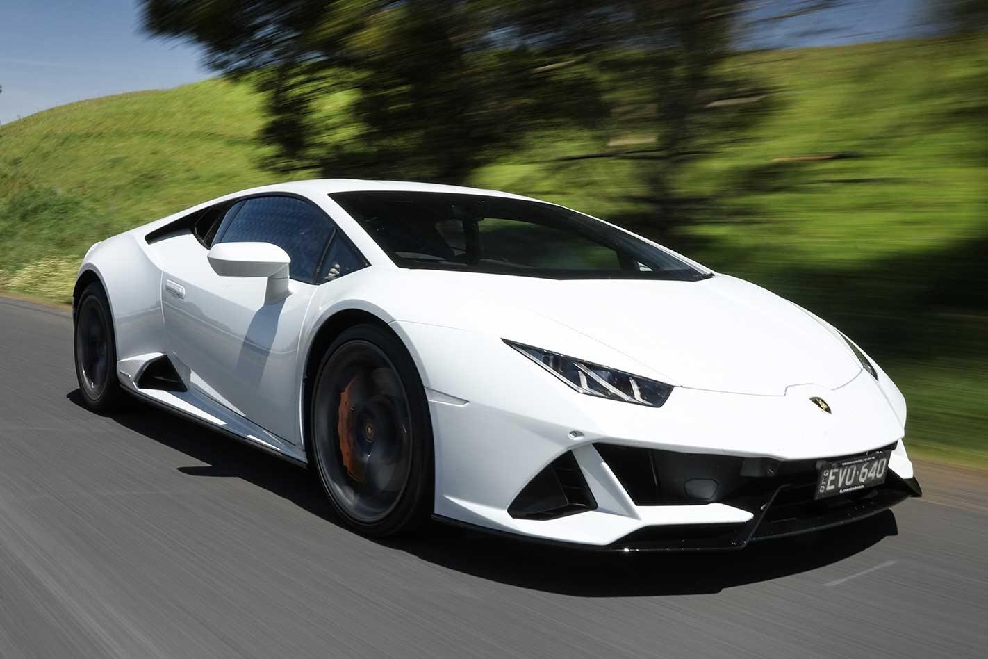 Lamborghini Huracan Evo review