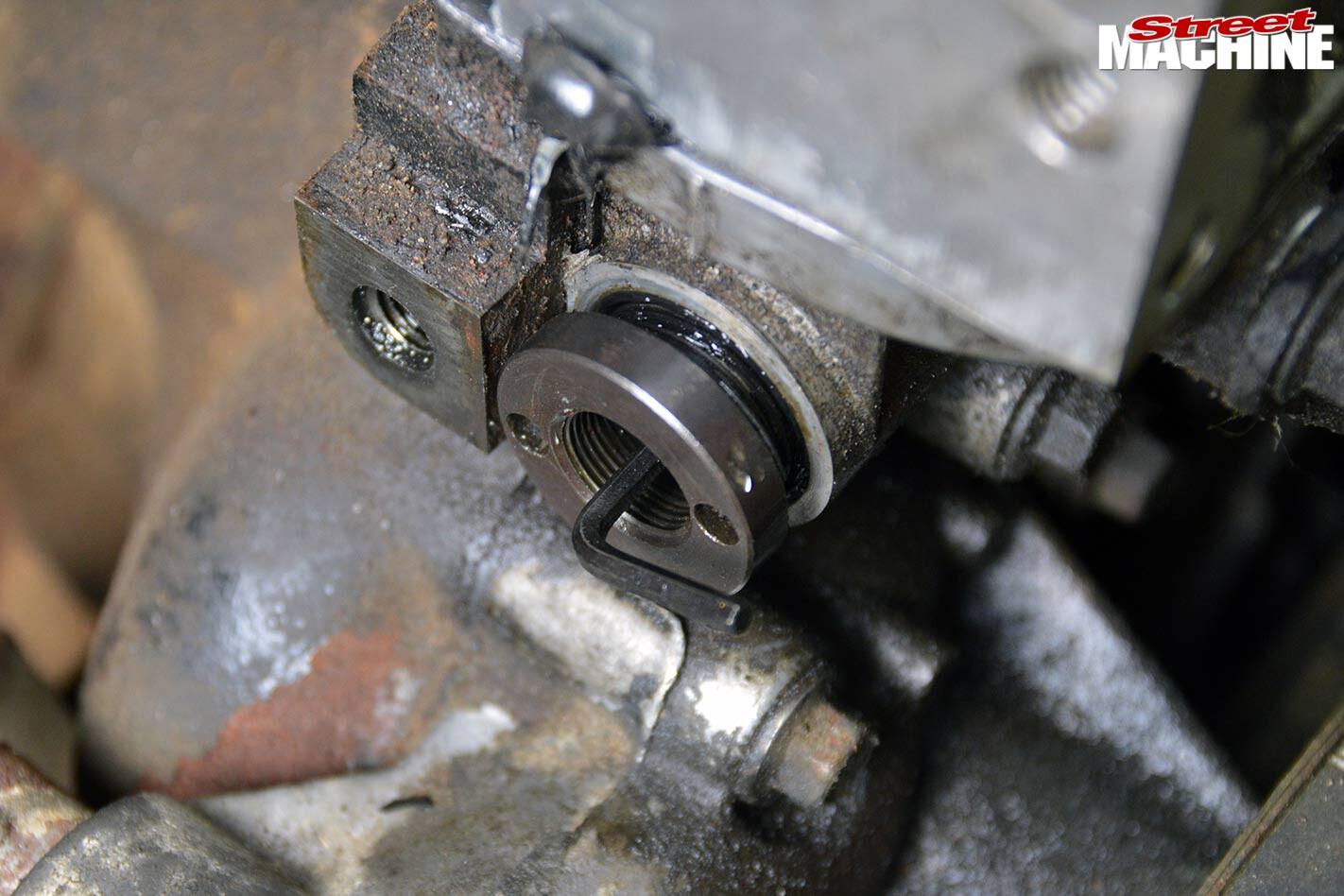 fixing head gaskets