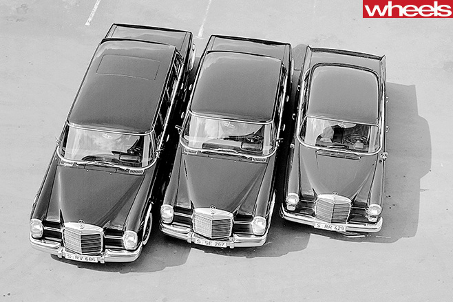 1963 Mercedes-Benz 600 Grosser