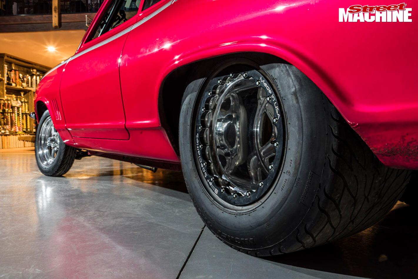 Holden LC Torana wheels