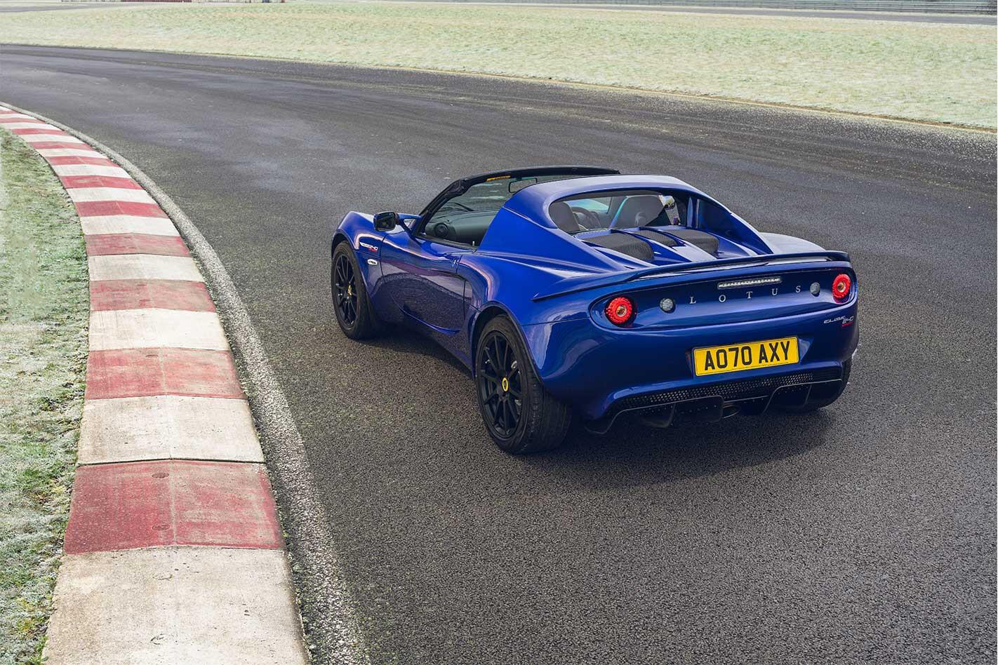 Lotus Elise and Exige Final Edition ranges arrive