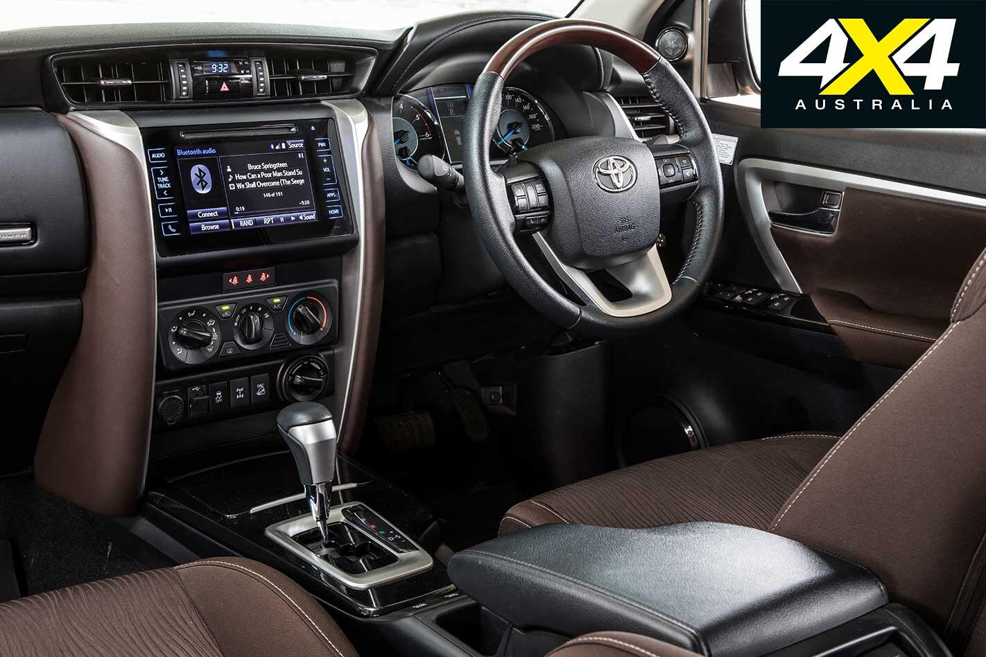 2018 Toyota Fortuner Interior Jpg