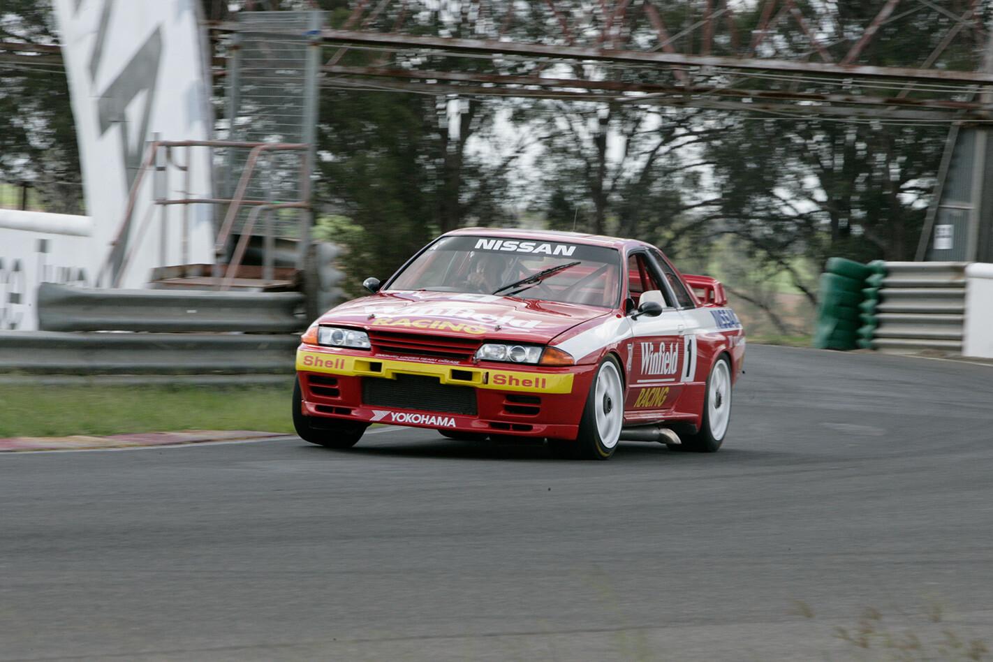 Nissan Gtr Gibson Motorsport On Track Jpg