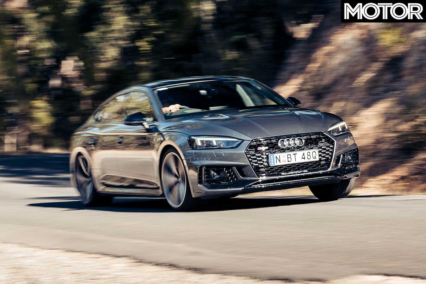 2019 Audi RS 5 Sportback Front Dynamic Jpg