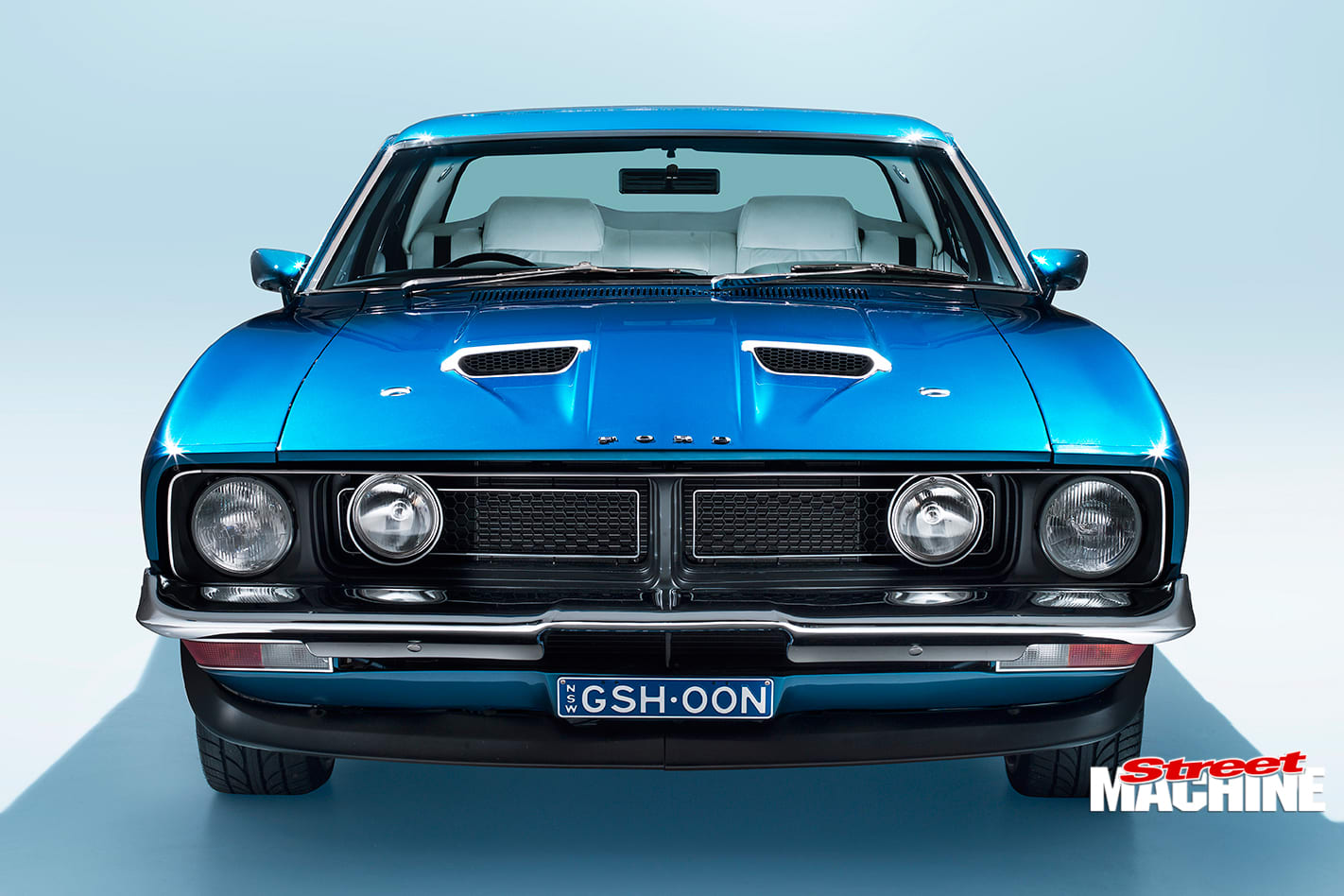 Ford -XB-Falcon -Fairmont -GS-front