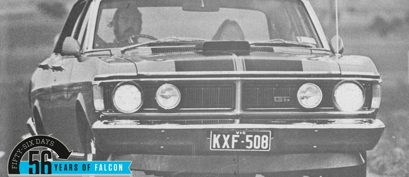 1971 Ford Falcon GT HO Phase 3