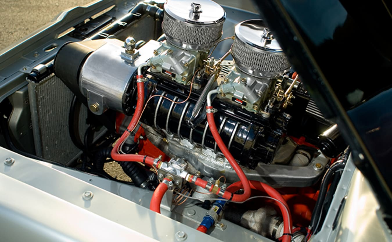 Charger engine