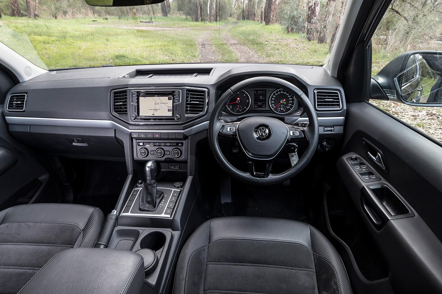 Volkswagen Amarok V6 interior.jpg