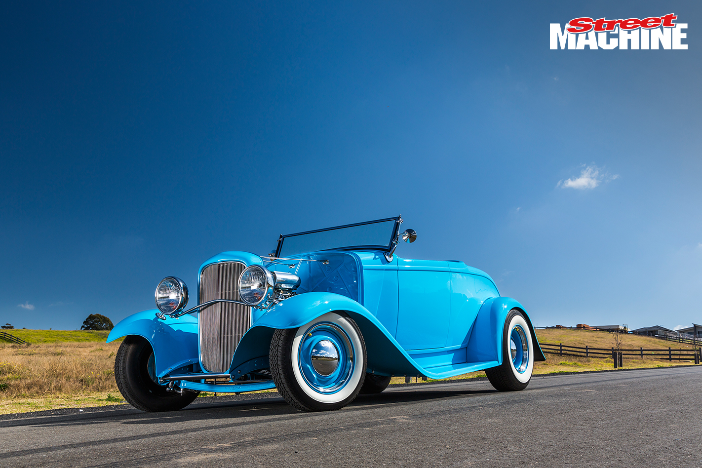 32 Ford Roadster Hot Rod